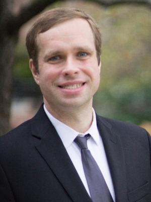 Headshot of Jeremy Bloss