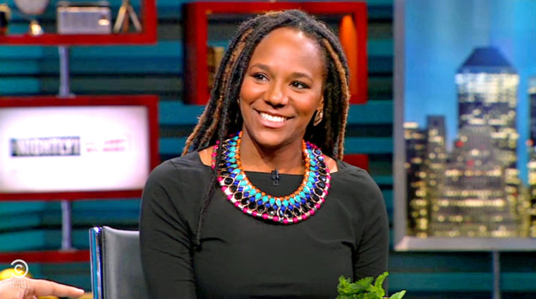 Headshot of Bree Newsome