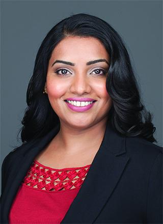 Headshot of Kiruba Krishnaswamy