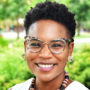 Headshot of Dr. Ashley Woodson