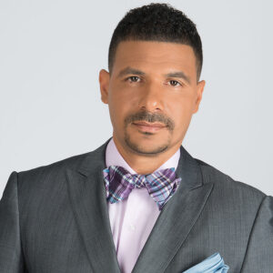 Headshot of Dr. Steve Perry