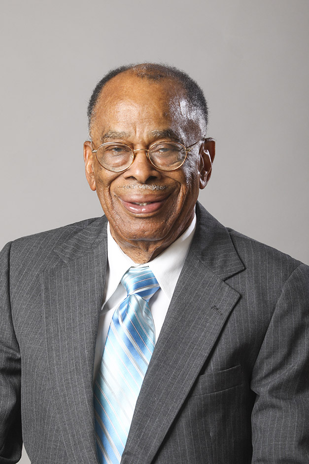 Headshot of Dr. Gus T. Ridgel