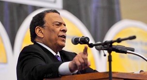 This is an image of Ambassador Andrew Young