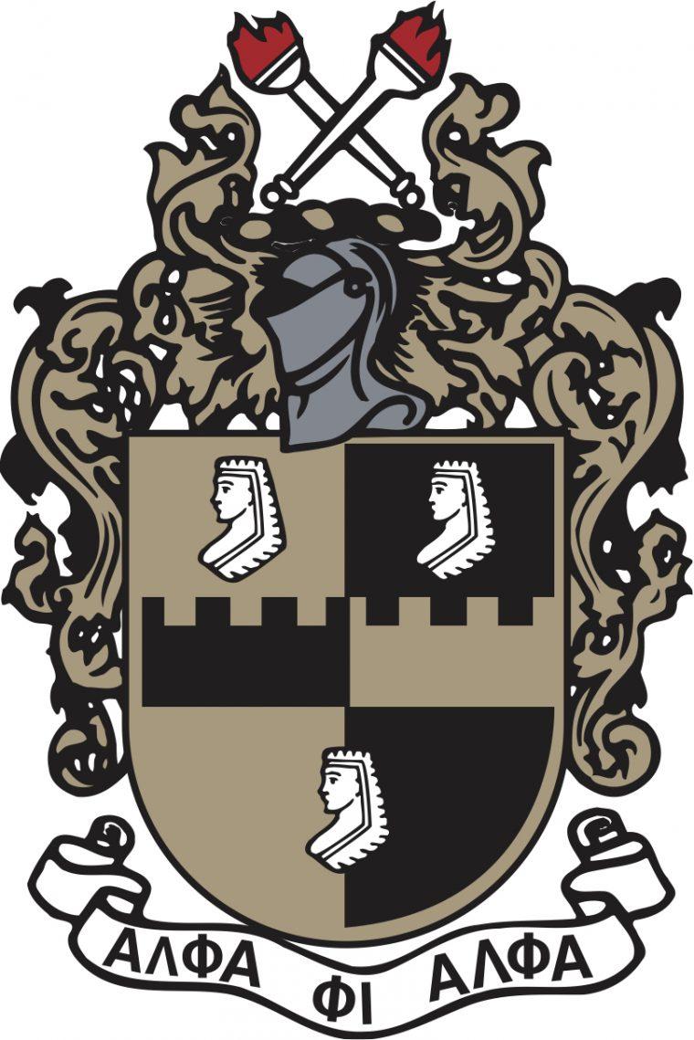 Alpha Phi Alpha logo lockup.