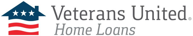 This is the logo lockup for Veterans United Home Loans.