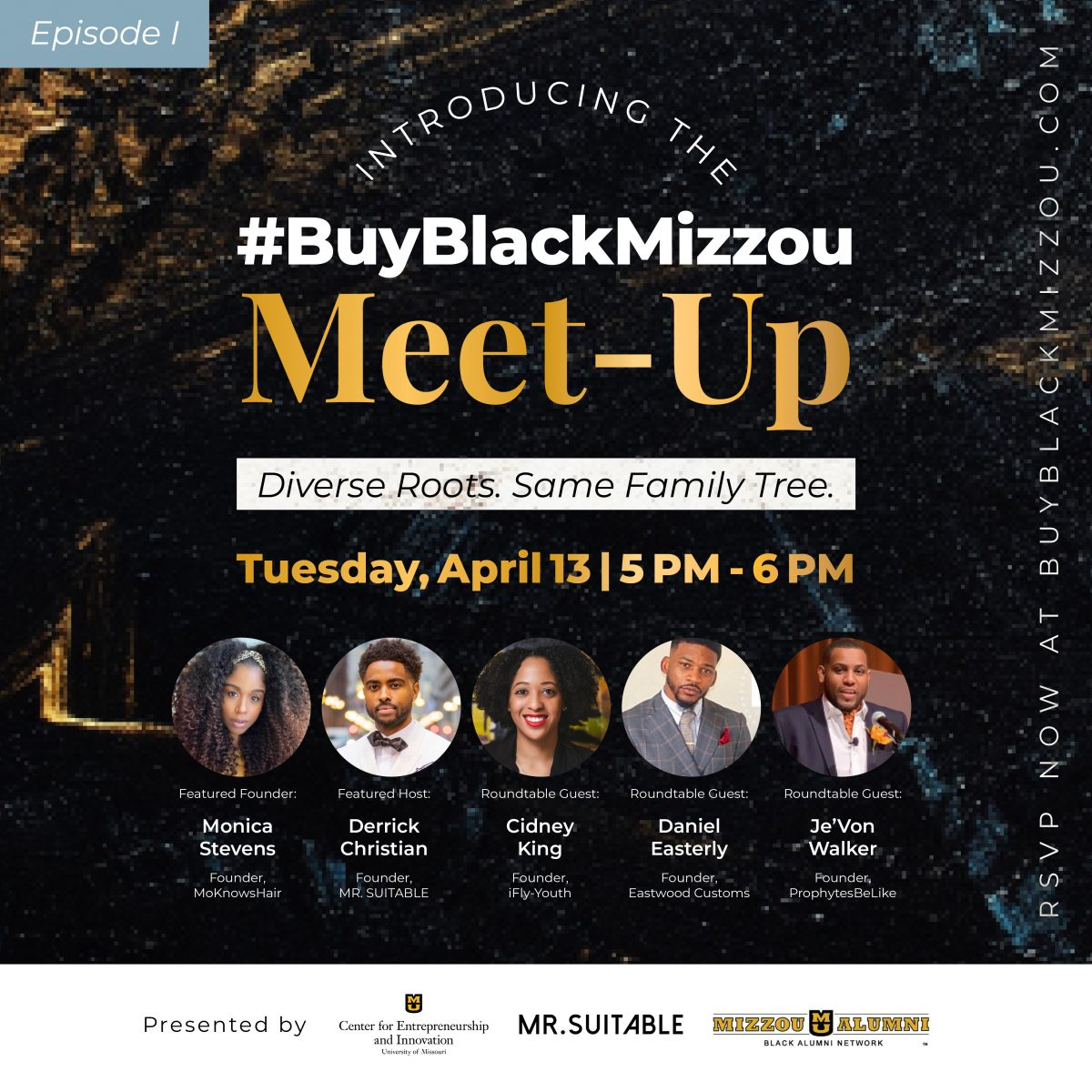 Introducing the #BuyBlackMizzou Meet-Up.
