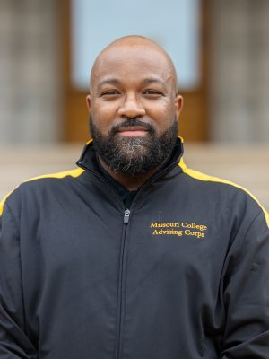 This is a photograph of Jerron Johnson of MCAC.